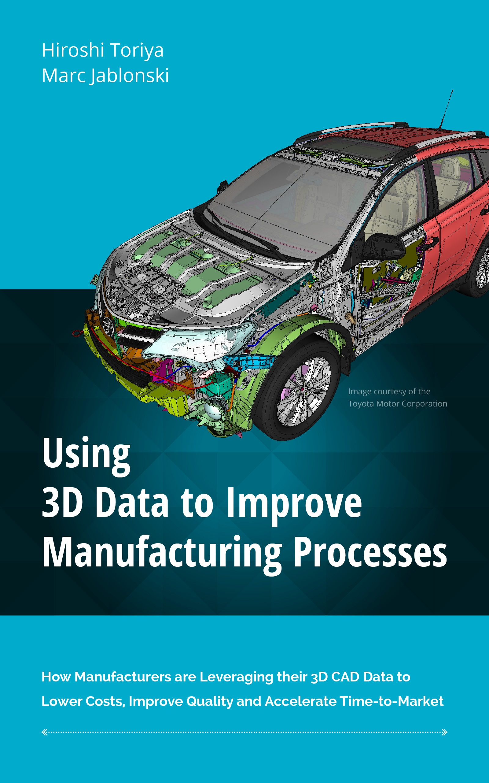 Using XVL to improve manufacturing assembly processes